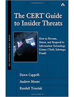 The CERT Guide to Insider Threats cover