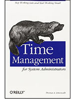 Time Management for Network Administrators