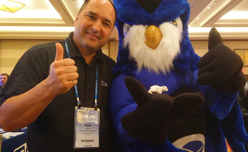 Auvik Marc Morin nanook ConnectWise Olly owl IT Nation 2015