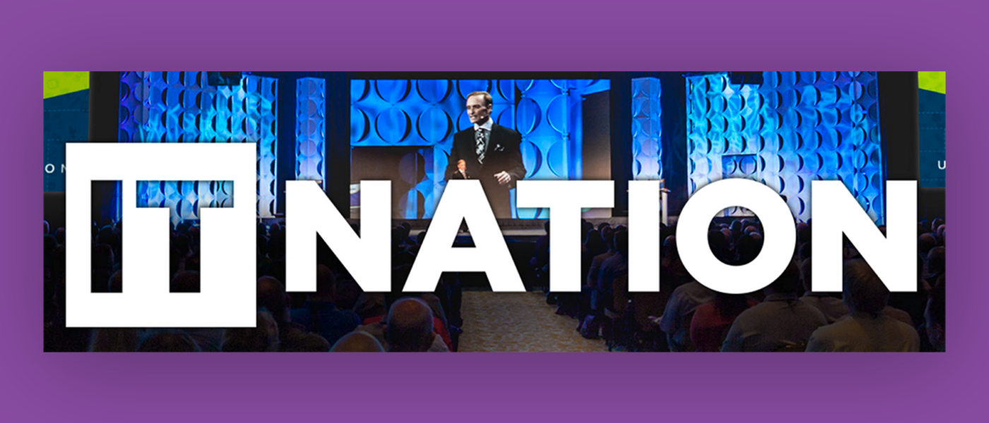 IT Nation conference 2015