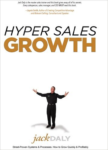 Hyper Sales Growth book cover