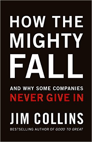 How the Mighty Fall book cover
