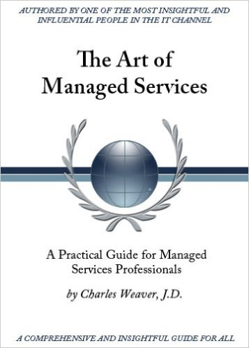 The Art of Managed Services book cover