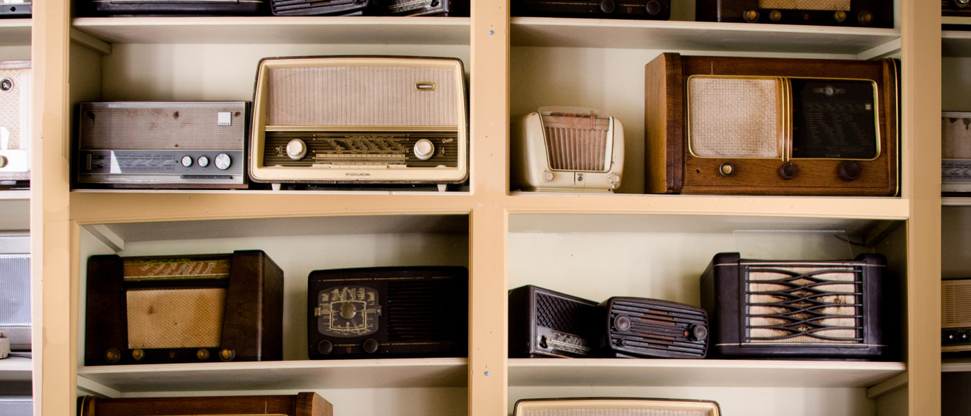 tech podcast MSP business old radios