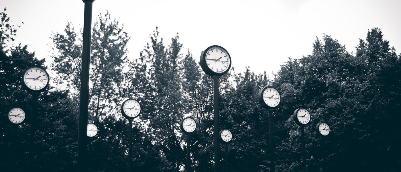 syncing clocks NTP network time protocol