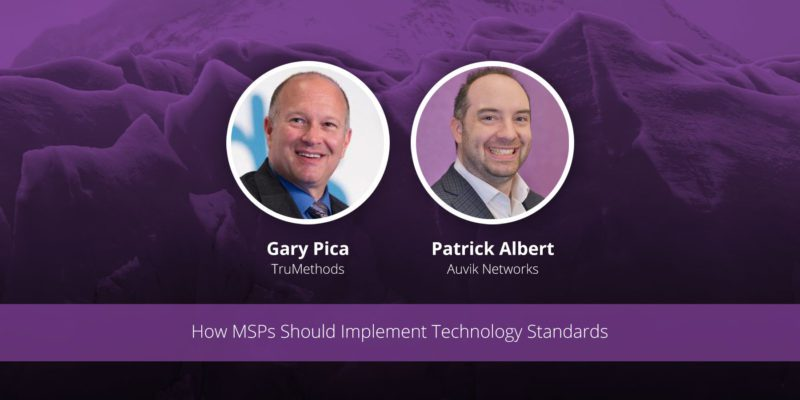 [image] How MSPs Should Implement Technology Standards – Webinar (On Demand)