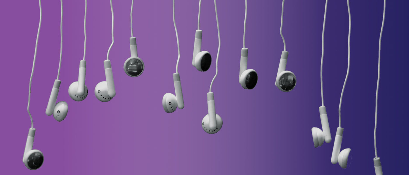headphones earbuds top podcast episodes 2018 Frankly MSP