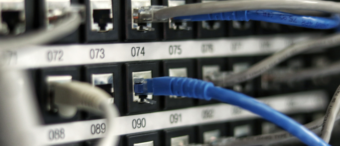 Network interface ports