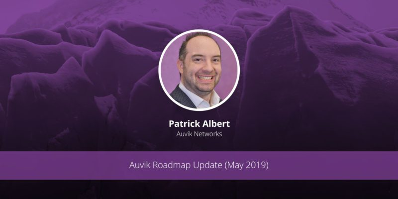 [image] Auvik Roadmap Update (May 2019) – Webinar (On Demand)