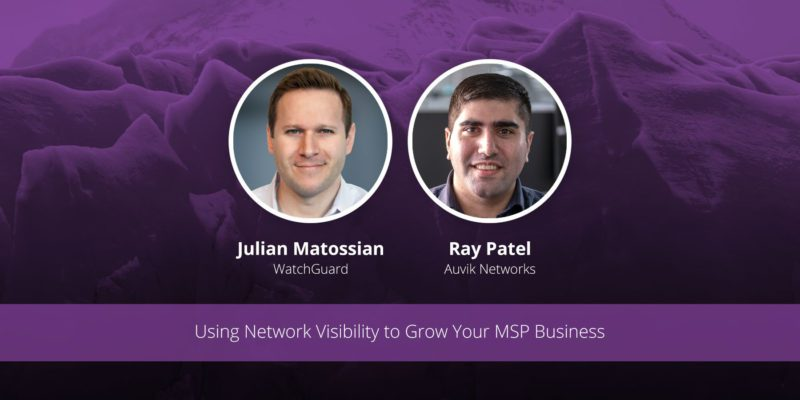 [image] Using Network Visibility to Grow Your MSP Business – Webinar (On Demand)
