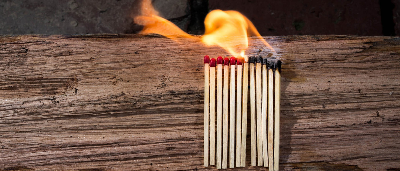tech burnout burned out matches MSP stress strategies