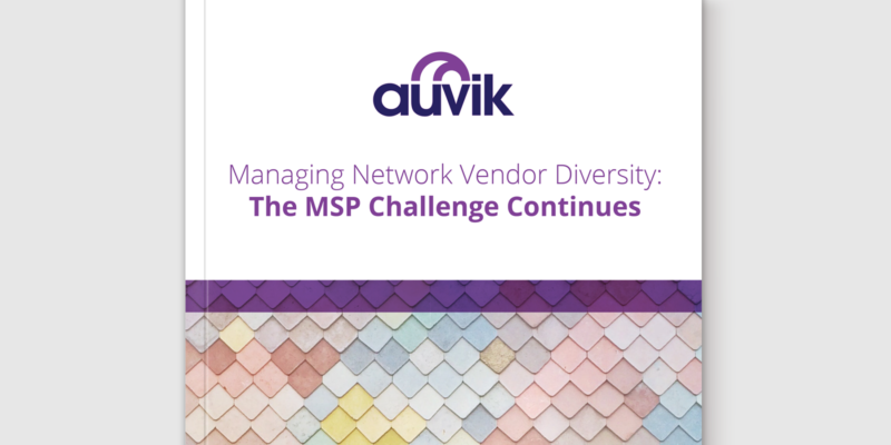 [image] 4 Key Takeaways From the 2019  Managing Network Vendor Diversity Report