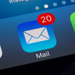 mail notifications