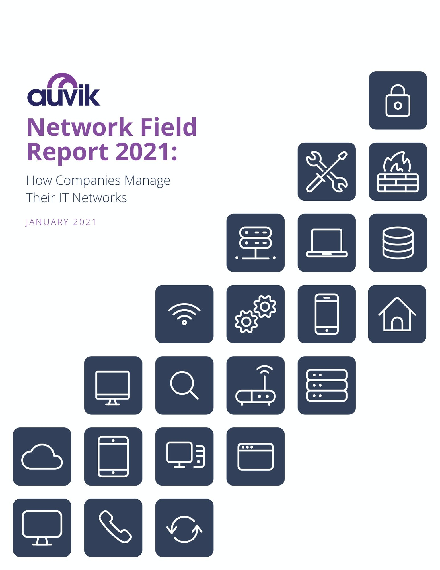Cover of the Network Field Report