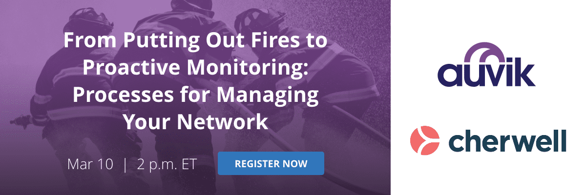 Register for Putting Out Fires to Proactive Monitoring