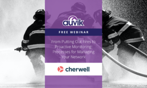 [image] From Putting Out Fires to Proactive Monitoring: Processes for Managing Your Network (On Demand)