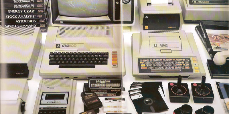 [image] Classic Tech in 2021: Going Online Like it's 1979